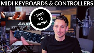 How to set up MIDI Keyboards and Controllers #S1withGregor