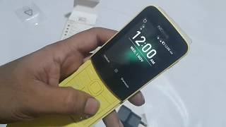 Nokia 8110 4G Unboxing Bangla || নকিয়া ৮১১০ ৪জি রিভিউ || First Look Nokia 8110 4g || Banana Is Back