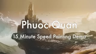 DX-4: Speed Paint Demo by Phuoc Quan