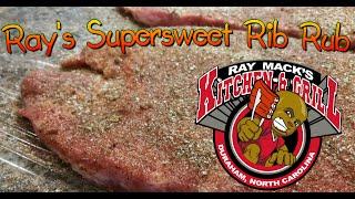 Ray's Supersweet Rib Rub