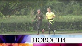 Смотреть видео ВМоскве может быть зафиксирован новый температурный рекорд. онлайн