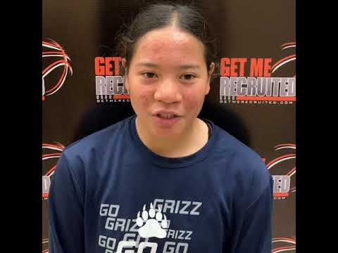 Missy May Grimares Valdez (Vegas United 17U Blue/Spring Valley HS/Las Vegas, NV) 2020 5'2 PG