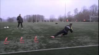 Individuele Techniek keepers training