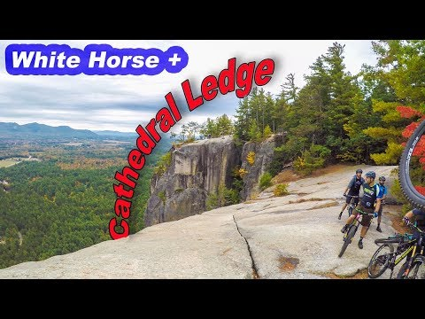 Mountain Biking White Horse + Cathedral Ledge   North Conway, New Hampshire
