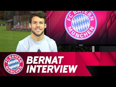 """Typically Bavarian? Müller!"" - Juan Bernat First Interview in German"