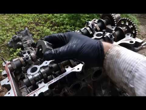 How to adjust Toyota VVT-i engine valve. Years 2000 to 2020