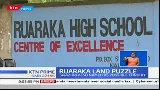 Ruaraka land saga takes new twist with parliament seeking to have CS Fred Matiang'i held responsible