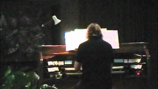 "Pär Lindh Plays: Keith Emerson: ""Eruption"" from ""Tarkus"" (Rome Organ Festival 2009)"