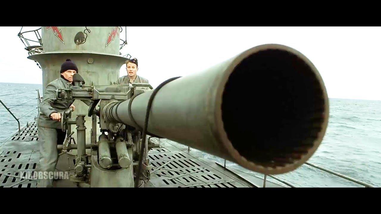 Download U-571 (2000) - Firing on Nazi Destroyer Radio Tower