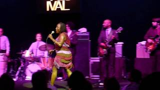 Sharon Jones & the Dap-Kings - 100 days 100 nights - live @ Oi Casa Grande, BMW Jazz Festival