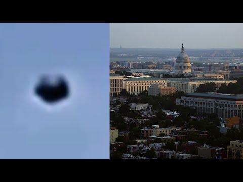 Two Black UFOs Over Washington DC On Dec 11, 2020, UFO Sighting News. MUFON.