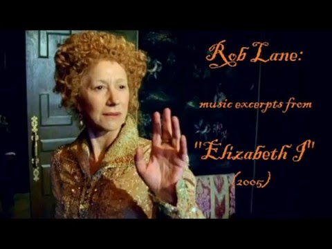 Rob Lane: music from Elizabeth I (2005)