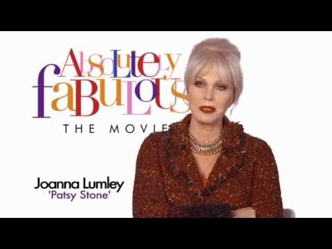 ABSOLUTELY FABULOUS THE MOVIE Featurette: Cameos