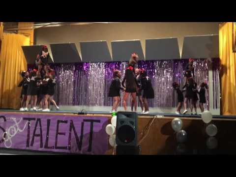 Eastmont middle school at Schurr highschool perfomance 2016