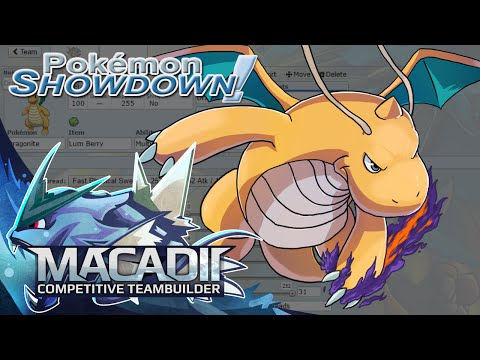 Dragonite Team Builder! - Pokemon Showdown OU Team Building w. macadii (Smogon ORAS OU)