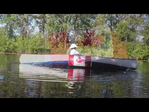 Canada Day - A Canoeing Tribute.