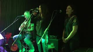 Mike and Heather Mulcahy - Lagunitas Chicago TapRoom Songwriter Showcase- 12/28/17