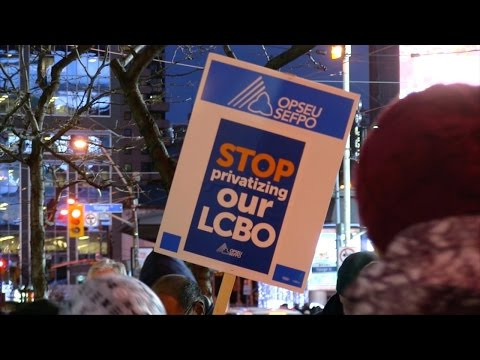 LCBO Rally in Toronto a huge success