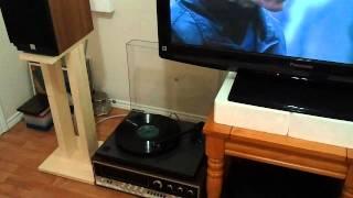 Dali Ikon 2 mk2 + Rega RP1 + Yamaha A-S700