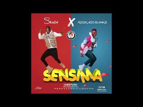 Skiibii - Sensima Ft. Reekado Banks Instrumental Produced By Killerz Vypa