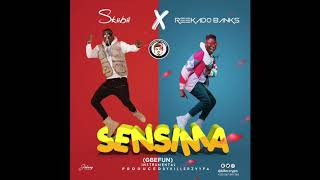 Skiibii - Sensima Ft. Reekado Banks Instrumental Produced By Killerz Vypa
