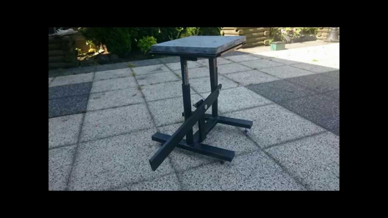 Jak zbudować stojak pod motor