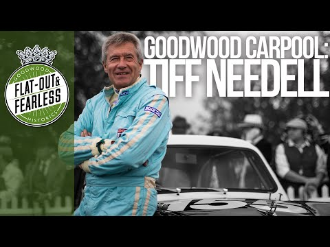 Goodwood Carpool: Tiff Needell