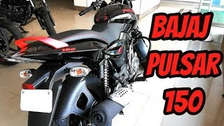 2019 Bajaj Pulsar 150 Special Edition Review I Red Highlights I Features,Specifications,Price