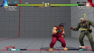 Fire Ball Friday Super Lag Fighter V rank / casual / lounge CFN Is Laggy Asf