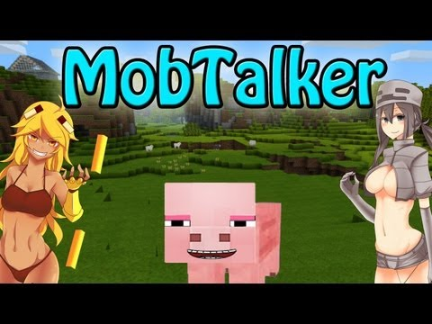 Minecraft Mod Master(TH)- The Mob Talker [1.3.1] from YouTube · Duration:  12 minutes 54 seconds