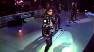 Michael Jackson - Wanna Be Startin' Somethin' - July 14th 1988