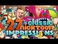 27 Classic Nicktoons Impressions