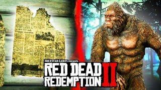 New Secret Mysteries Found in Red Dead Redemption 2