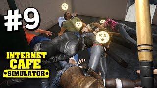 Internet Cafe Simulator #9 เจ้าของร้านเกมกลายเป็นฆาตกร!!