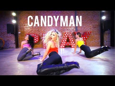 Christina Aguilera - Candyman - Choreography by Marissa Heart