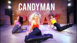 Christina Aguilera - Candyman - Choreoraphy by Marissa Heart