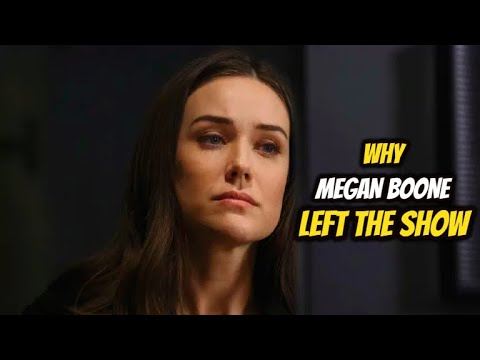 Download Why Did Megan Boone Leave The Blacklist?