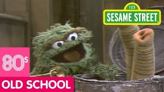 Sesame Street: The Elephant Stomp With Oscar