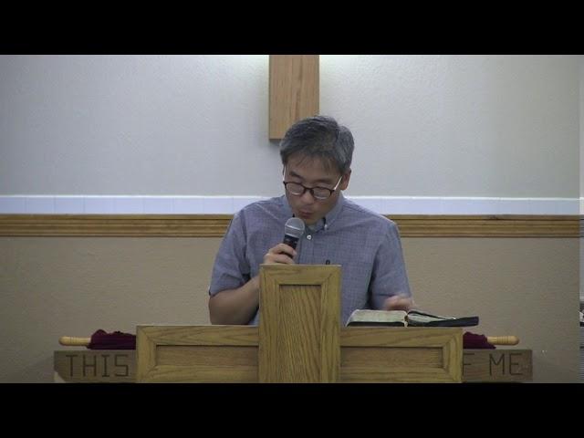 수요 기도회 - 영적 실수의 원인 (여호수아 9:1~15)