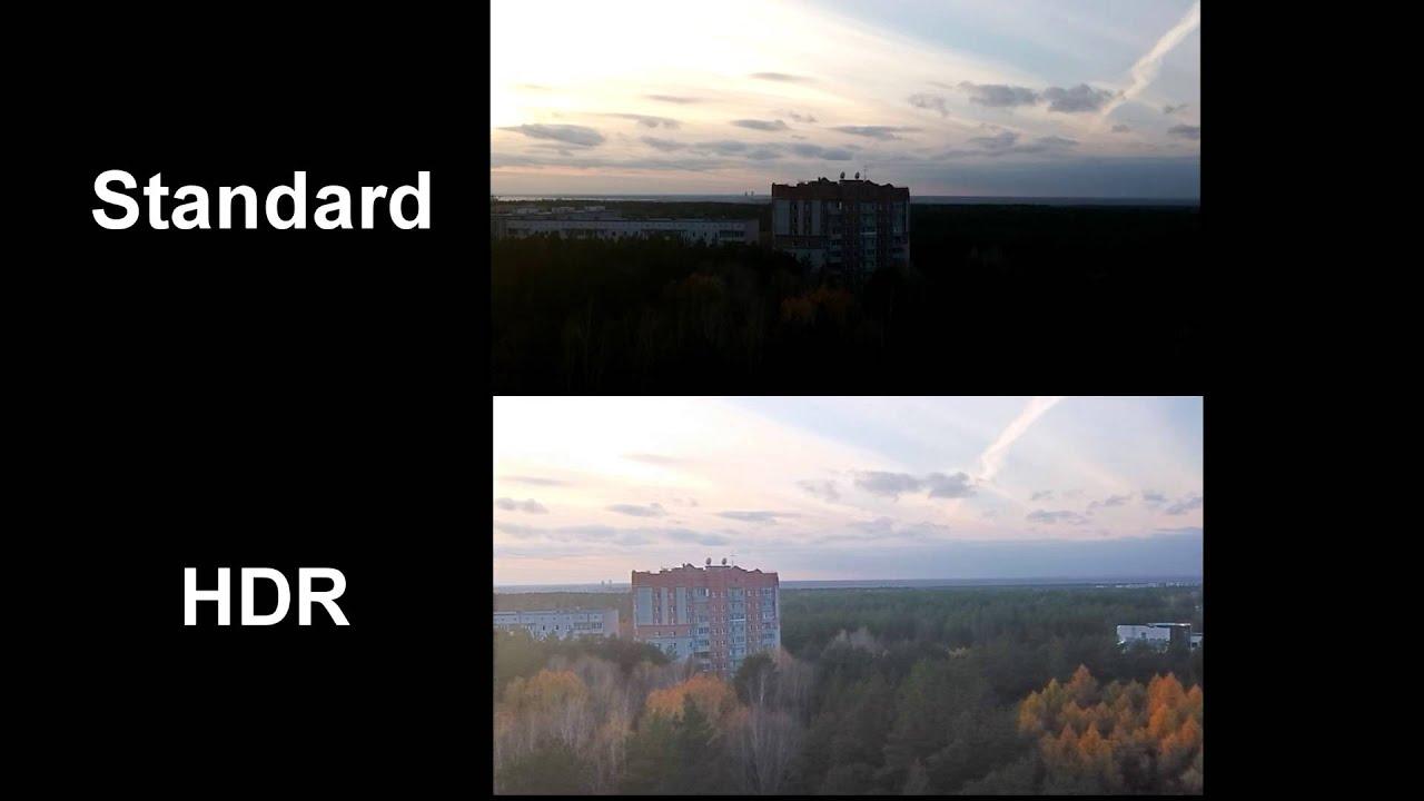 Pubg Hdr Vs No Hdr: A Better Camera: HDR Video Vs Standard