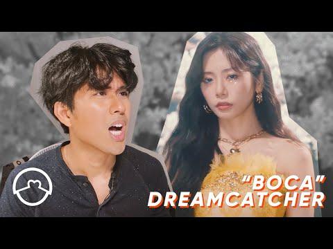 """Performer Reacts to Dreamcatcher """"BOCA"""" MV + Dance Practice"""