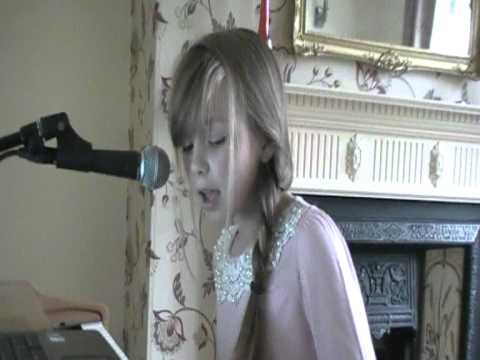 Connie Talbot Skyscraper piano Demi Lovato Cover