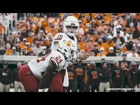 2020 Iowa State Football Hype Tape - Oklahoma State