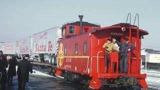Train Caboose | Innovation Nation