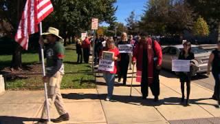 Les « lundis de la colère » en Caroline du Nord
