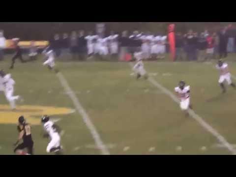 Nice pass defense by Ryan Fowler