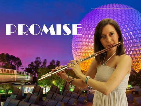 "PROMISE - from ""Millennium Celebration"" at Epcot (Flute Cover)"