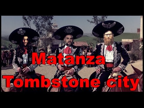 Matanza Tombstone city mp3