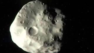 Виды Сатурна с аппарата Кассини
