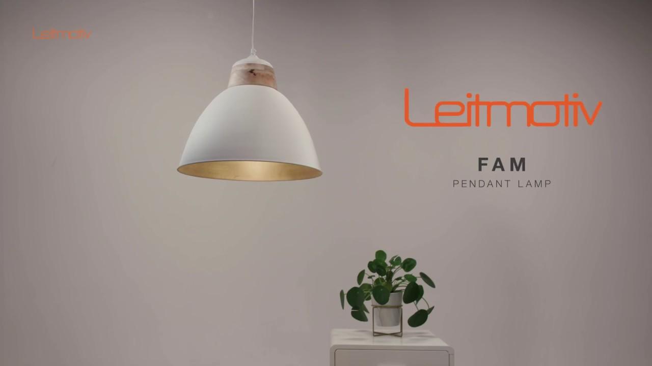 Leitmotiv Fam Lamp